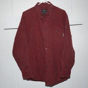 Vintage Woolrich mens shirt size L J55